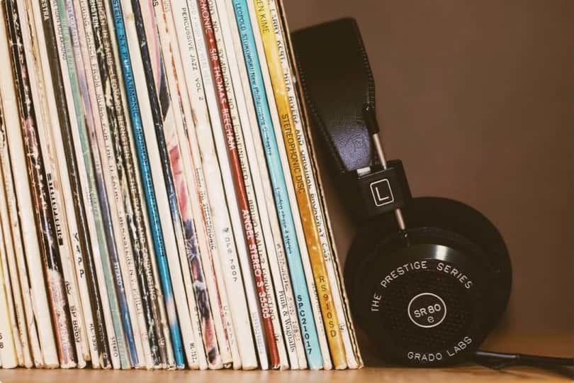 vinyl at home