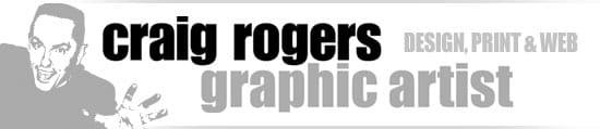 Craig Rogers - Graphic Artist