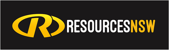 Resources NSW logo