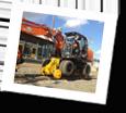 Wheeled Excavator now Hi-rail