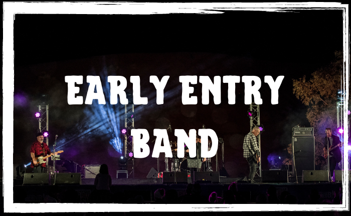 Early Entry Band