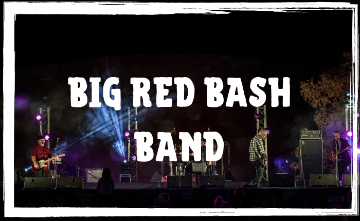 Big Red Bash Band