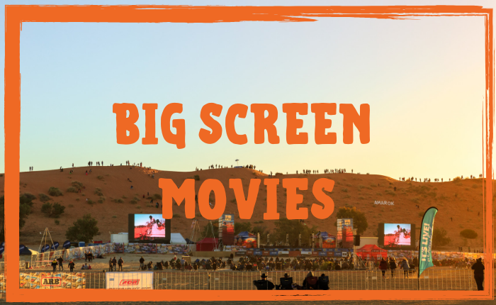 Big Screen Movies