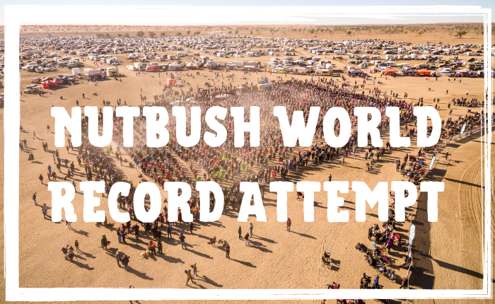 RFDS Nutbush World Record Attempt