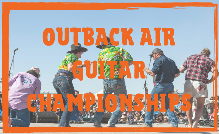 Outback Air Guitar Championships