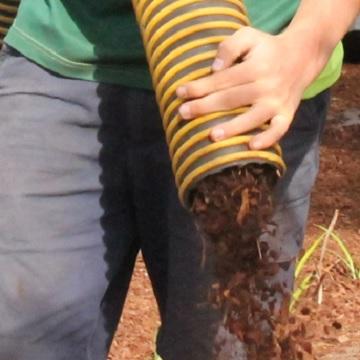Sydney Mulch Blowing Service