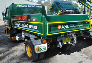 Home Delivery for Landscape and Garden products