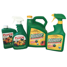 Herbicides, Insecticides & Fungicides