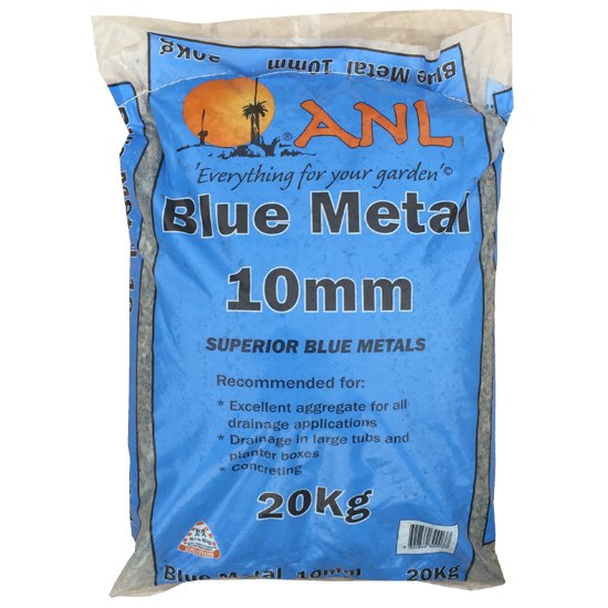 Blue Metal 10mm 20kg