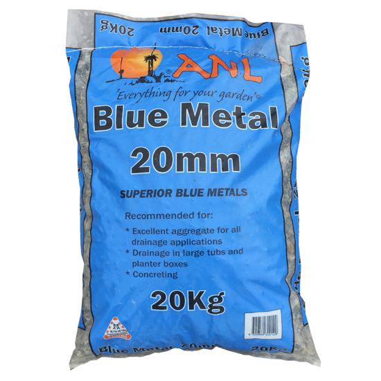 Blue Metal 20mm 20kg