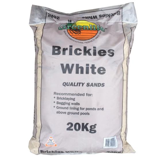 Brick Laying Sand-White 20kg