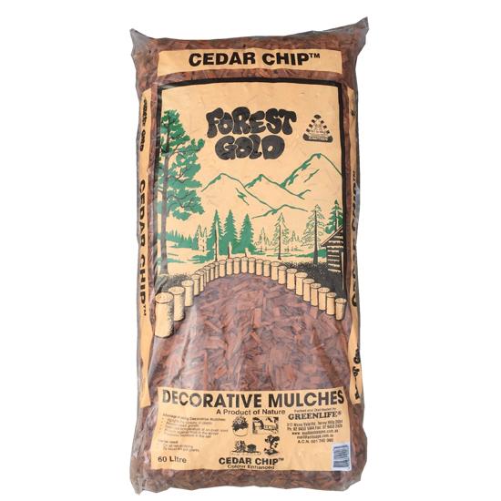 Cedar Chip™ 60L