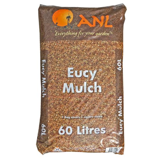 Eucalyptus Mulch 60L
