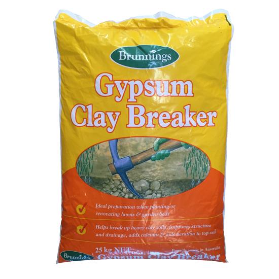 Gypsum 25kg