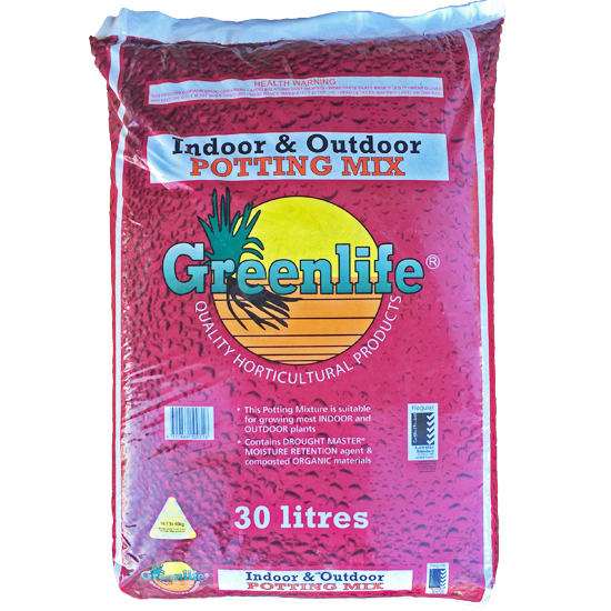 Indoor Outdoor Potting Mix 30L