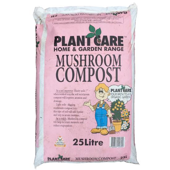 Mushroom Compost 25L