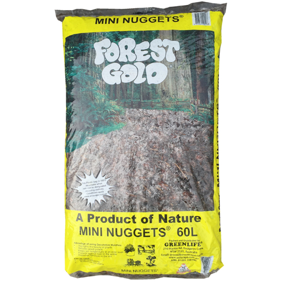 Pine Bark Mini Nuggets 60 L