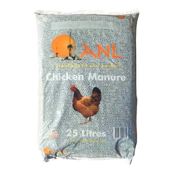 Poultry Manure 25L