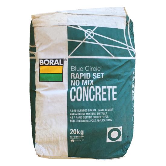 Rapid Set Concrete 20kg