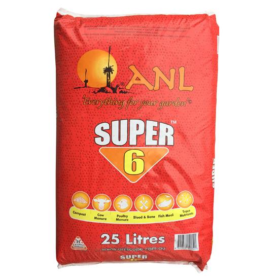 Super 6 25L