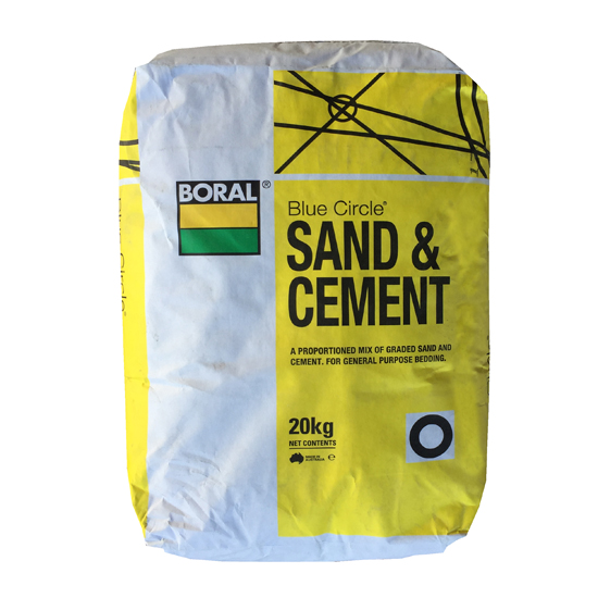 Sand and Cement Mix 20kg