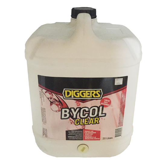 Bycol 20ltr Clear
