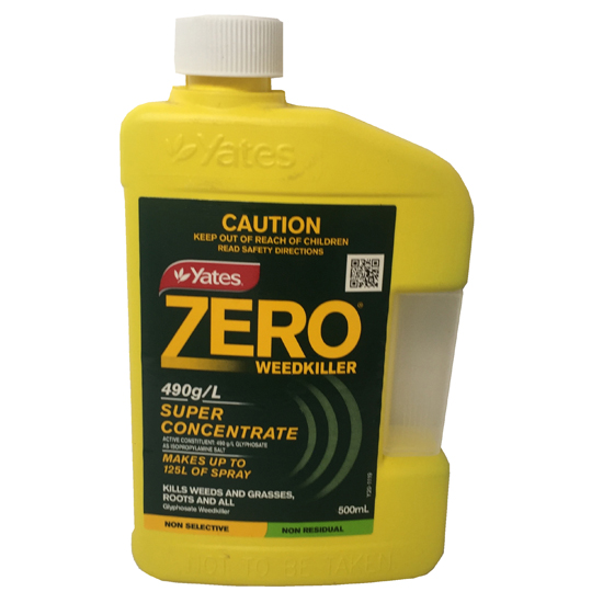 Zero490 Weed Concentrate 500mL