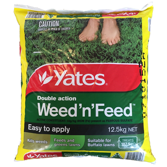 Weed N Feed-Granular 12.5kg