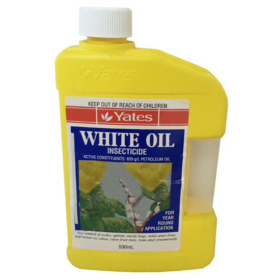White Oil Insectide 500ml