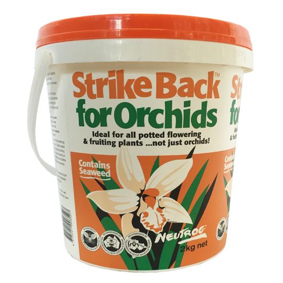 Strike Back for Orchids 2kg