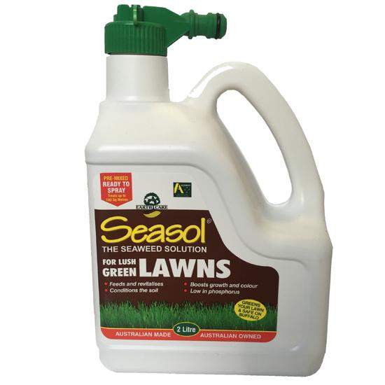 Seasol For Lawns Hose-On 2L