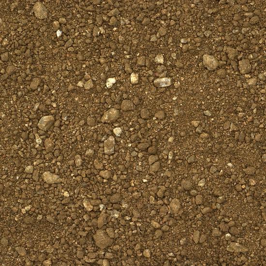 Deco©-Granite Brown Gravel