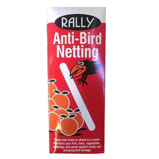 Anti Bird Netting (4m x 4m)