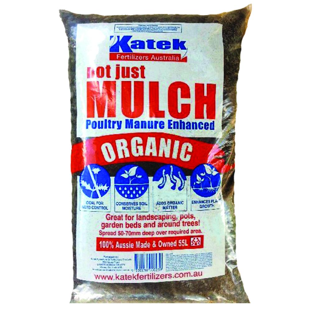 Katek Not Just Mulch 55L