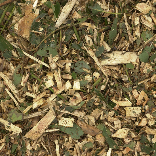 Leaf Litter in 1.5m³ Bulka Bag