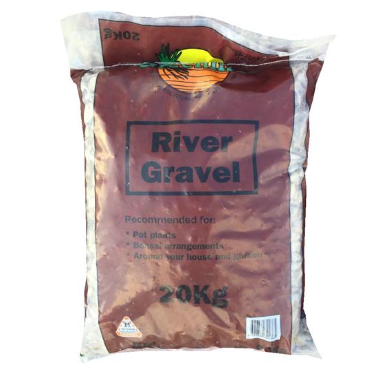 River Gravel Small 20kg