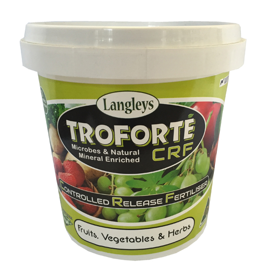 Troforte Fruit, Veg & Herbs CRF 700g
