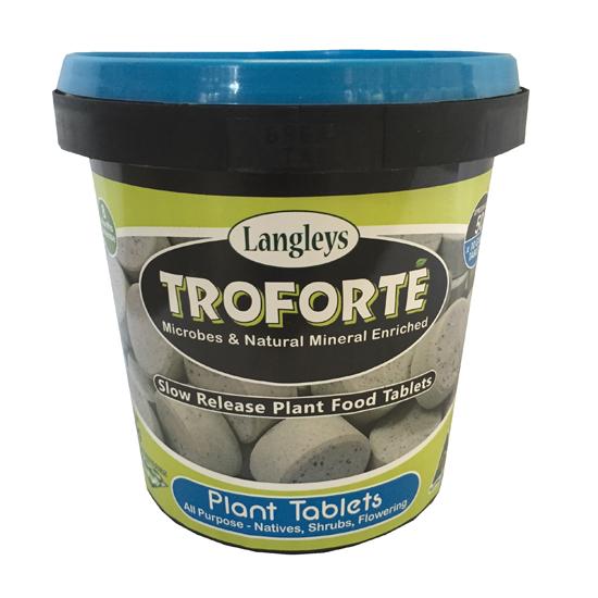 Troforte Plant Tablets 500g
