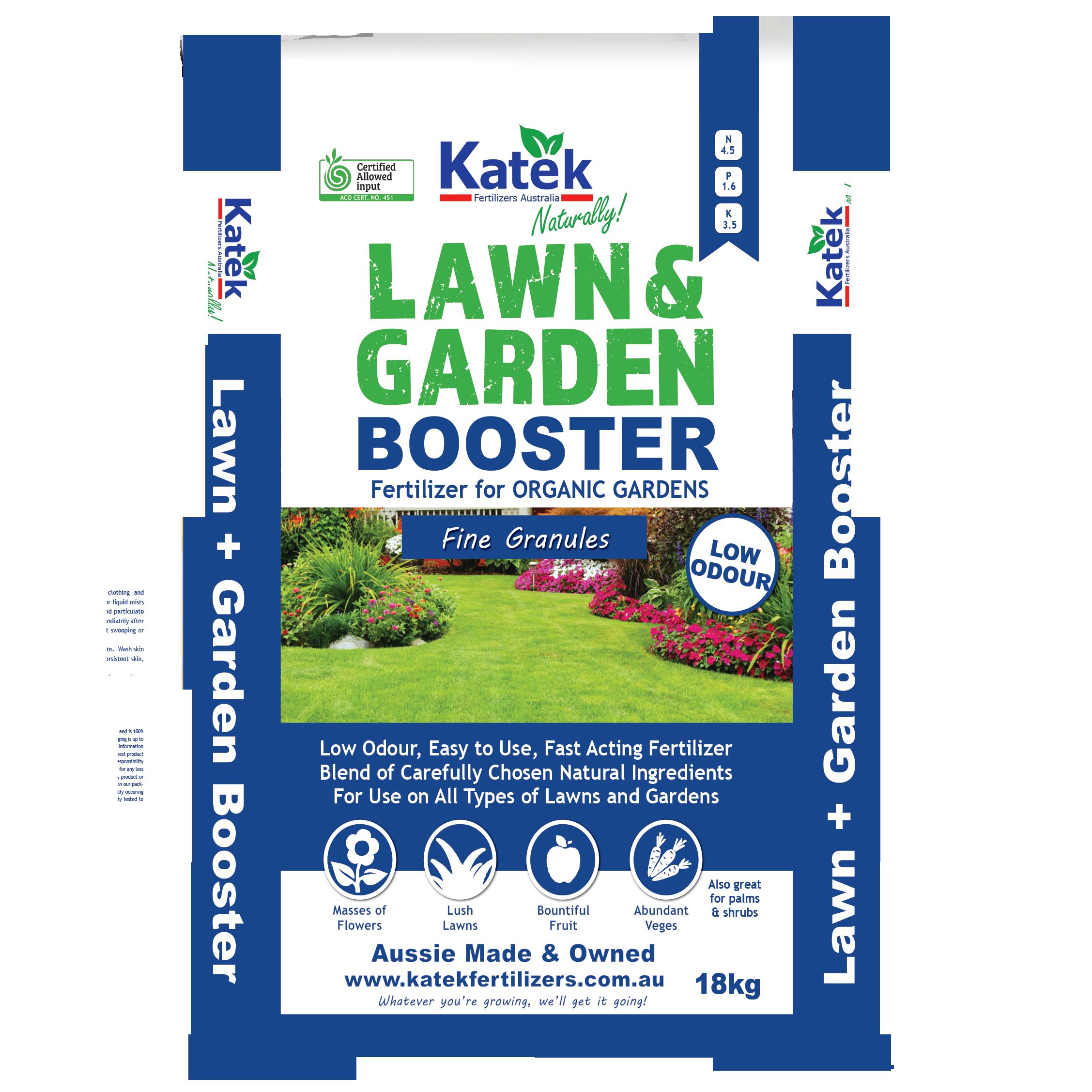 Katek Lawn & Garden Booster 18kg