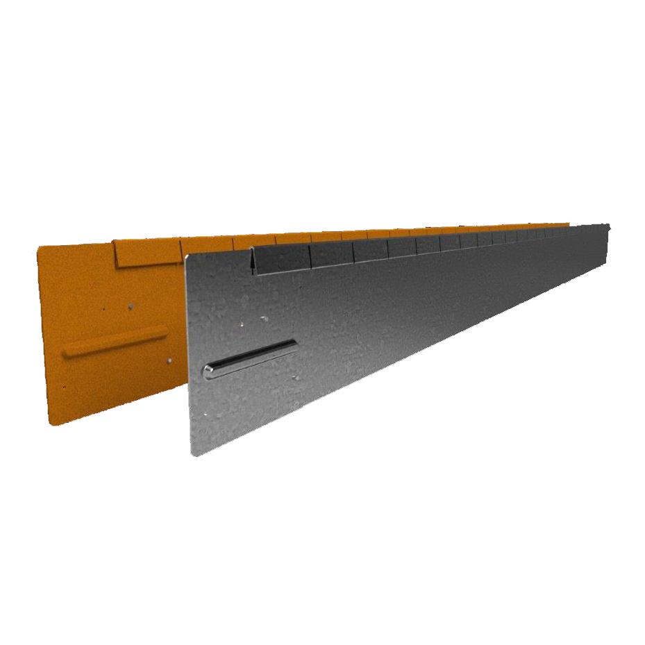 150mm Straightcurve Flexline W/S 2.2m