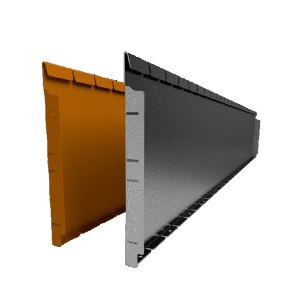 400mm Straightcurve Flexline W/S 2.16m
