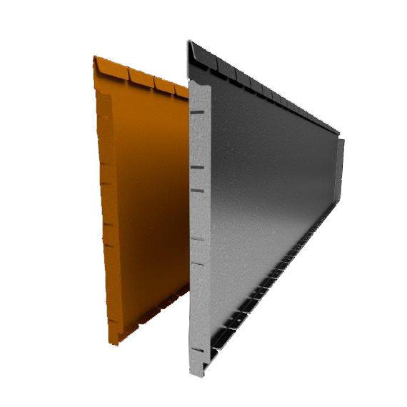 560mm Straightcurve Flexline W/S 2.16m