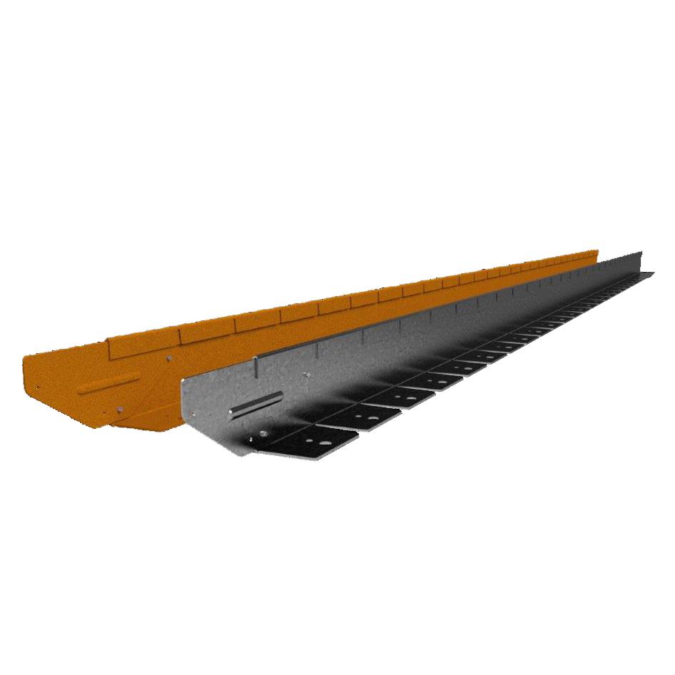 75mm Straightcurve Flexline W/S 2.2m