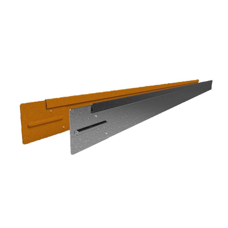 100mm Straightcurve Rigidline W/S 2.2m