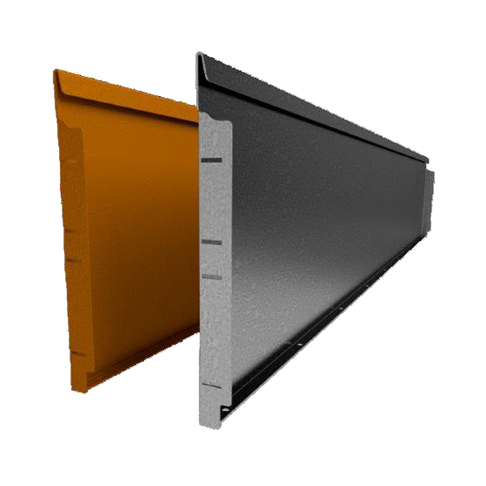 400mm Straightcurve Rigidline W/S 2.16m