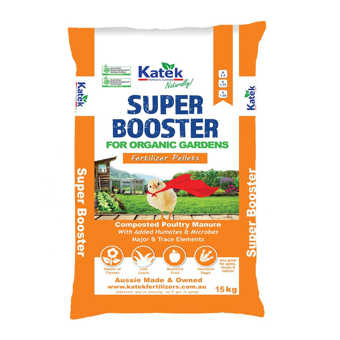 Katek Super Booster 15kg