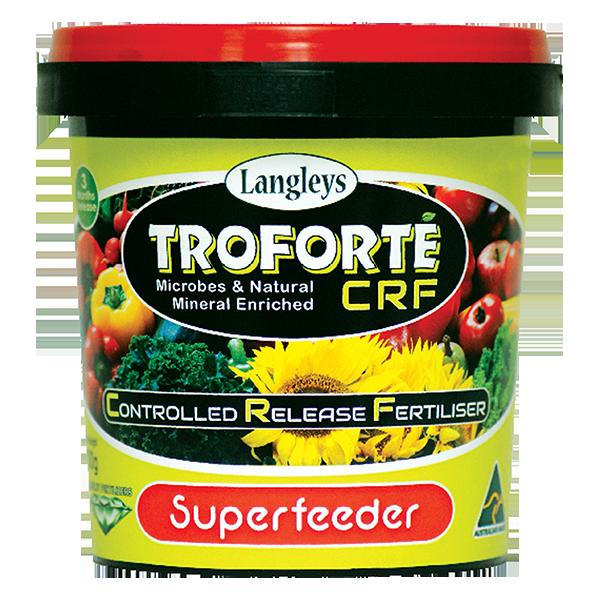 Troforte Superfeeder CRF 700g