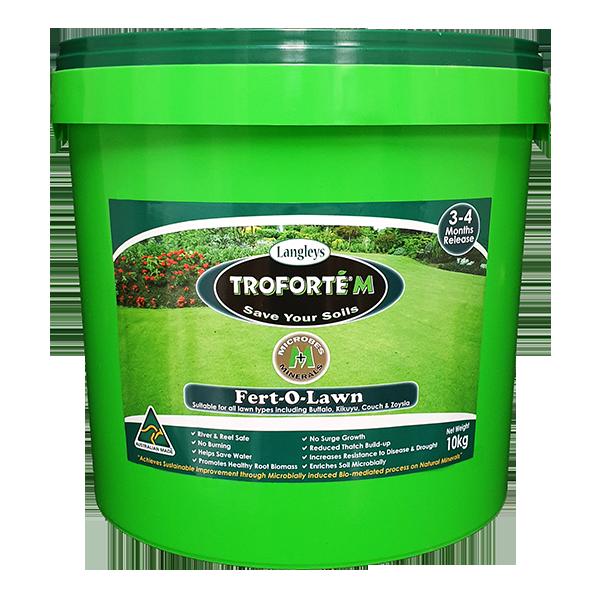 Troforte M Fert-O-Lawn 10kg
