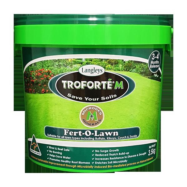 Troforte M Fert-O-Lawn 3.5kg