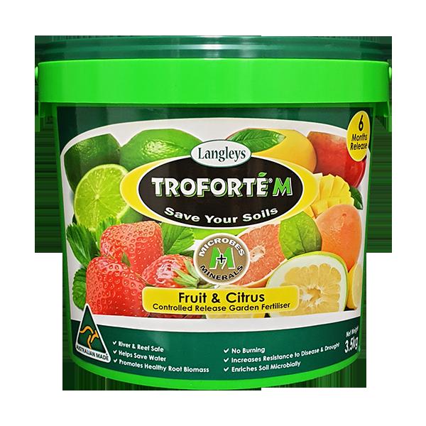 Troforte M Fruit & Citrus 3.5kg